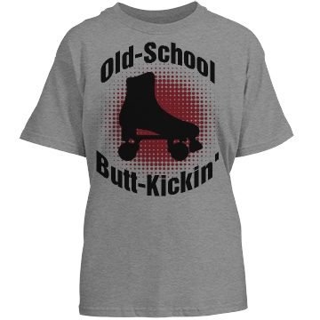 Old School Butt Kickin