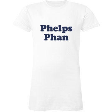 Olympic Phelps Phan Tee
