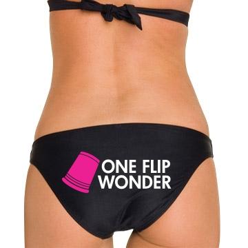 One Flip Cup Wonder
