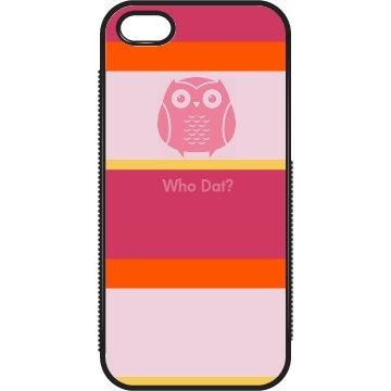 Owl Strip iPhone Case