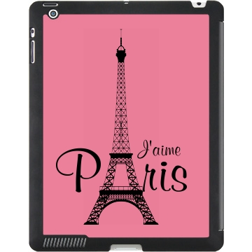 Parisian iPad Case
