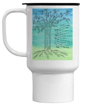 Patience Tree Mug