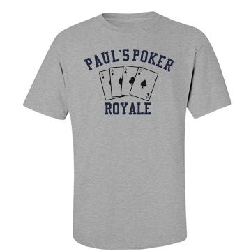 Paul's Poker Royale