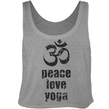 Peace, Love & Yoga