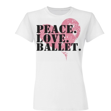 Peace Love Ball