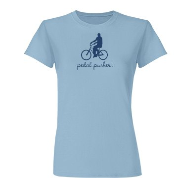 Pedal Pusher Bike Tee
