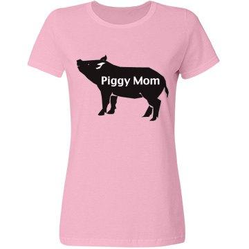 Piggy Mom
