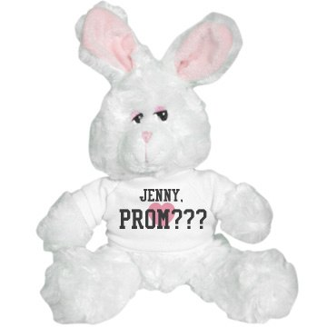 Pink Prom Bunny