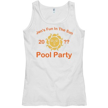 Pool Party Fun