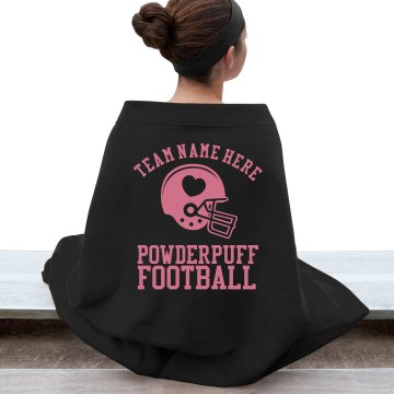 Powderpuff Football Fan