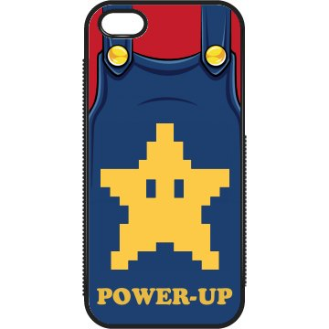 Power Up iPhone Case