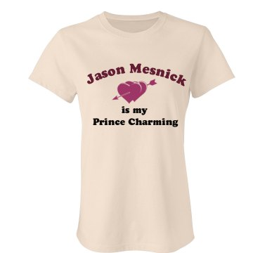 Prince Charming Junior Fit Bella Favorite Tee