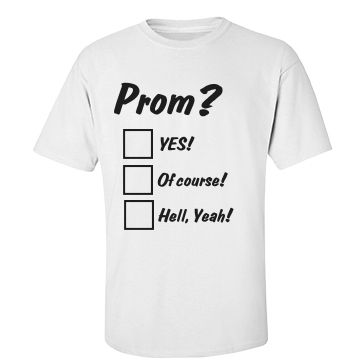 Prom Question