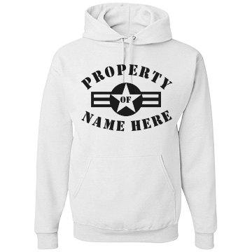 Property Of Lt. Jones