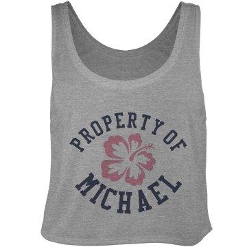 Property Of Michael