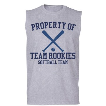 Property of Softball Team