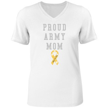 Proud Army Mom Stones