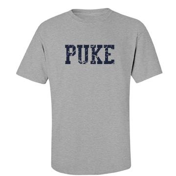 Puke Distressed