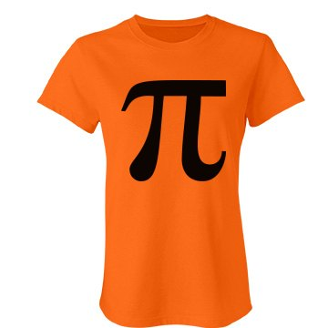 Pumpkin Pie Costume Junior Fit Bella Favorite Tee