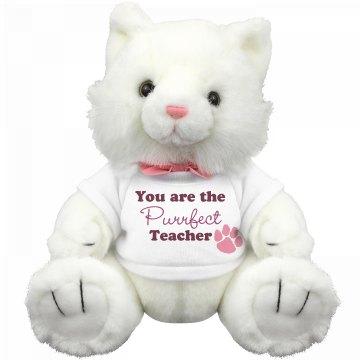 Purrfect Teacher