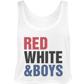 Red White & Boys