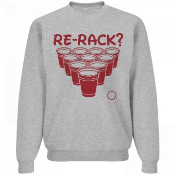Re-Rack Those Cups