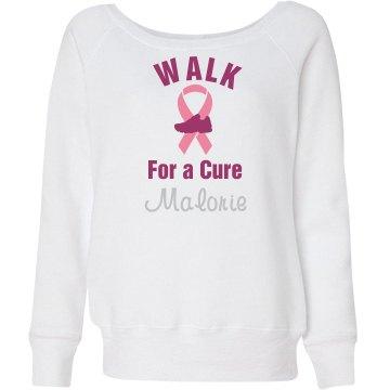 Rhinesone Walk Sweatshirt