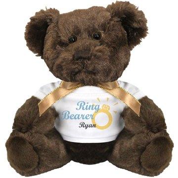 Ring Bearer Plush