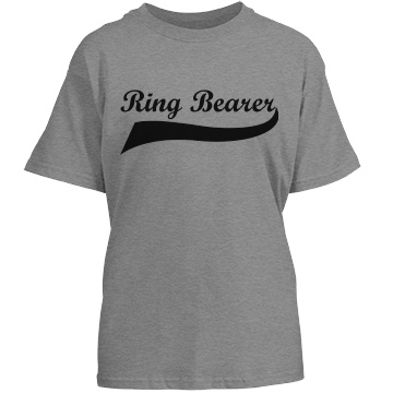 Ring Bearer Script
