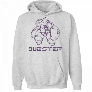 Robo Dubstep 2.5 Unisex Hanes Ultimate Cotton Heavyweight Hoodie
