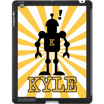 Robot Name iPad Case
