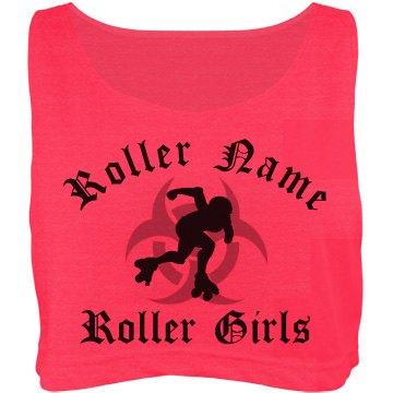 Roller Girls Team Tank