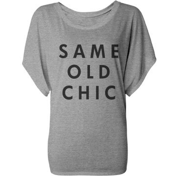 Same Old Chic Bella Flowy Lightw