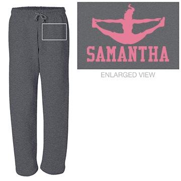 Sam's Cheer Sweatpants