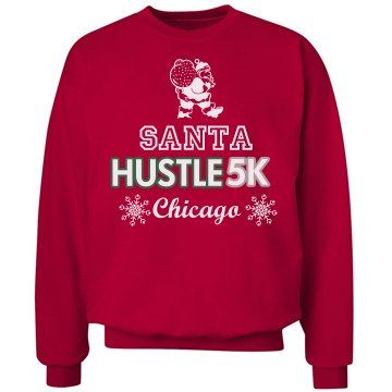 Santa Hustle 5K Run