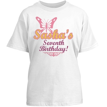 Sasha's Seventh