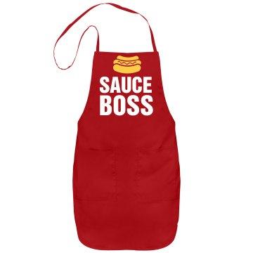 Sauce Boss Grill