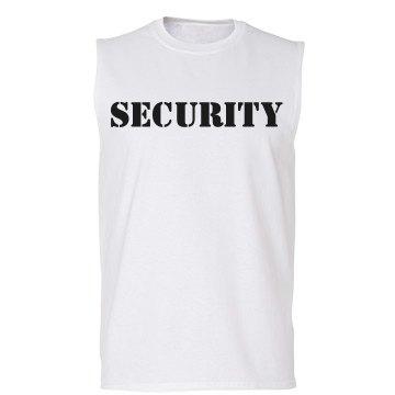 Security Sleeveless