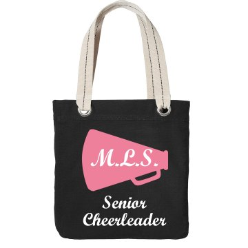 Senior Cheerleader Tote