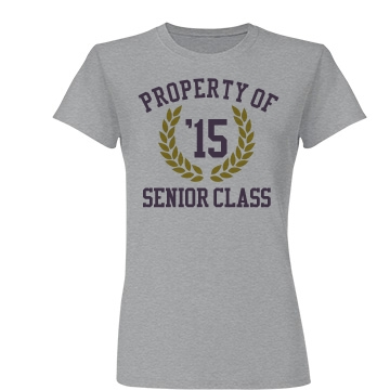 Senior Class School Color