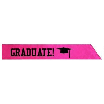 Senior Grad Rhinestones