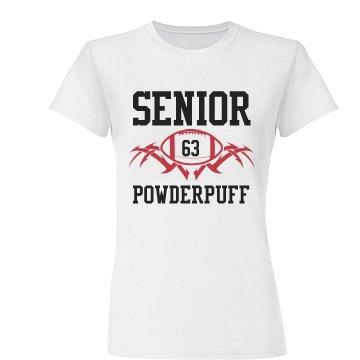 Senior Powderpuff Number