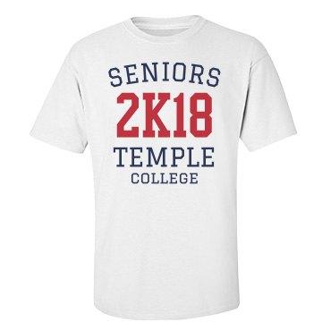Seniors 2017 School Name
