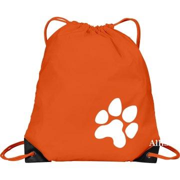 Seniors Port & Company Drawstring Cinch Bag