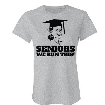 Seniors Run This