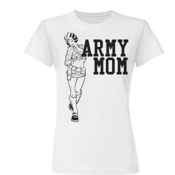 Sexy Army Mom