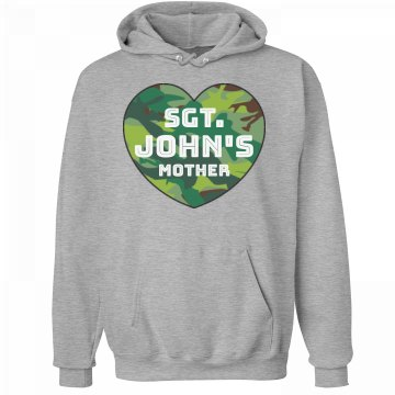 Sgt. John's Mother Unisex Hanes Ultimate Cotton Heavyweight Hoodie