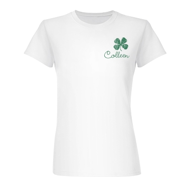 Shamrock Junior Fit Basic Bella Favorite Tee