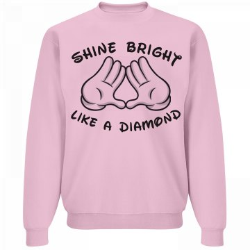 Shine Bright Like Diamond