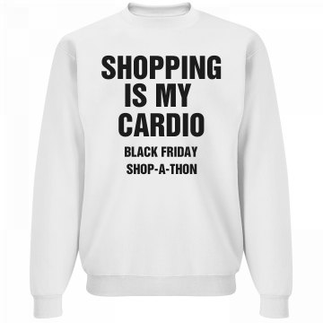 Shopping My Cardio